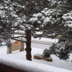 Photo Of Parkside Garden Apartments   Sparks, NV, United States. Our Last  Snow