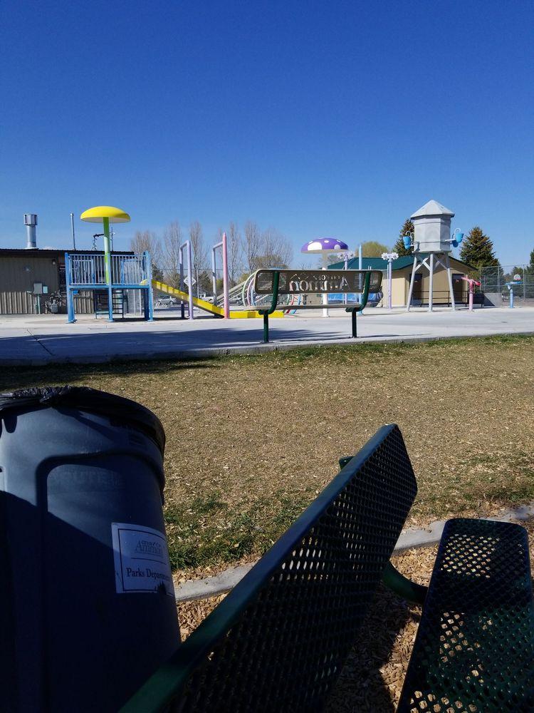 McCowin park: 3074 Targhee St, Idaho Falls, ID