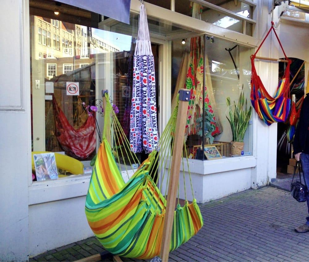 Maranon hammocks amsterdam 23 fotos wohnaccessoires for Wohnaccessoires niederlande