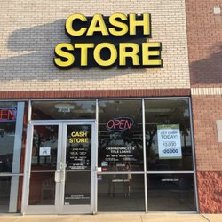 Cash Store in Houston , TX