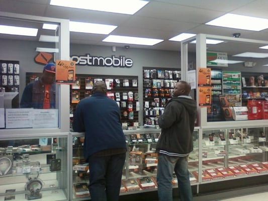 Boost Near Me >> Boost Mobile - Electronics - 5401 Belair Rd, Frankford