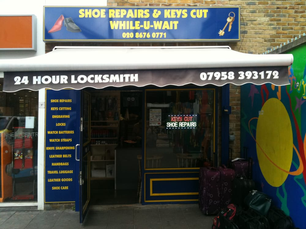 Carneys Shoe Repair Locksmith