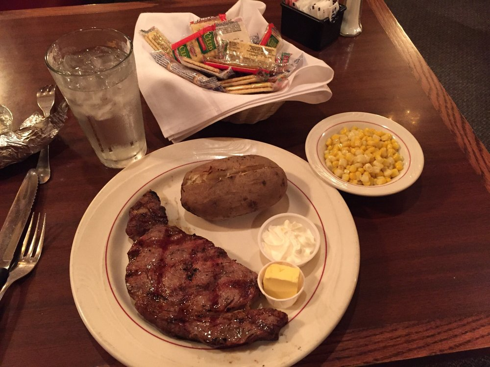 Husker Steak House: 1754 33rd Ave, Columbus, NE