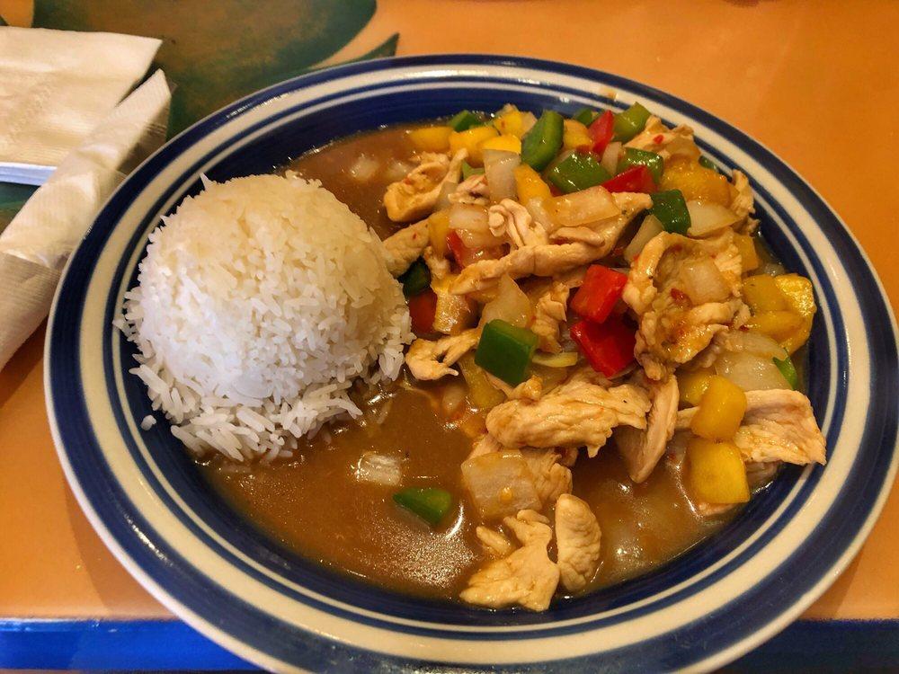 Rama Garden Thai Cuisine: 441 Granby St, Norfolk, VA
