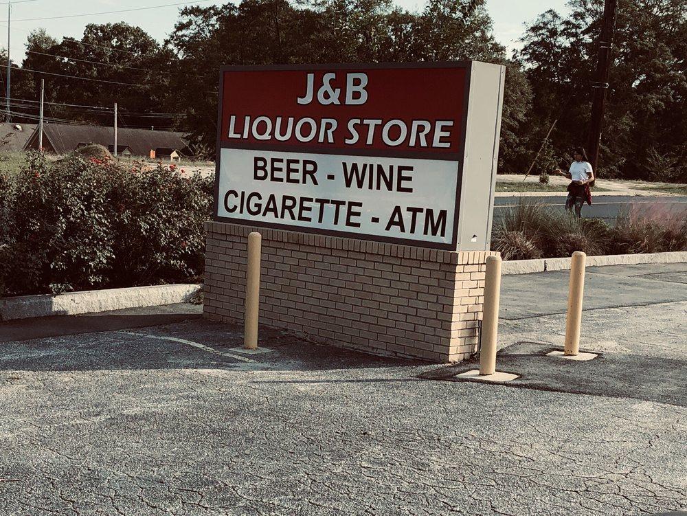 J&B Liquor: 4228 E Ponce De Leon Ave, Clarkston, GA