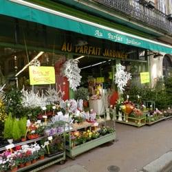 Au parfait jardinier fleuriste 16 rue de metz for Cherche jardinier toulouse