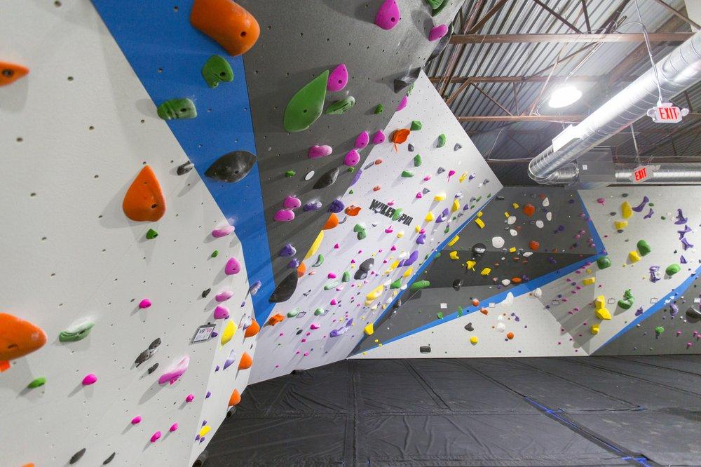 Central Rock Gym: 411 Waverley Oaks Rd, Waltham, MA