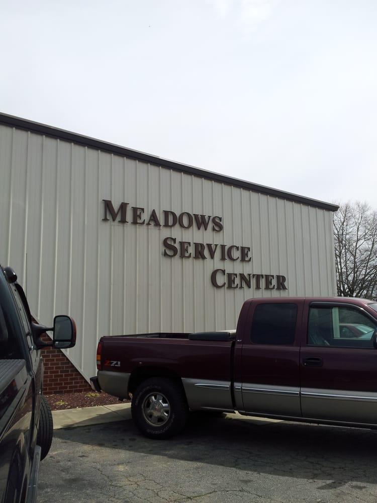 Meadows Service Center: 12500 US Hwy 29, Chatham, VA
