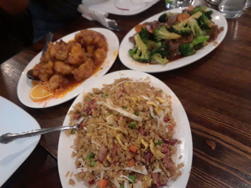 Sun Garden Chinese Bistro: 6600 N Mesa St, El Paso, TX