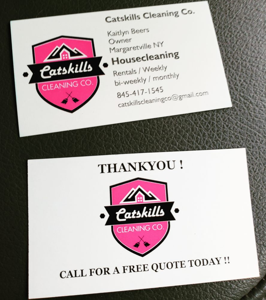 Catskills Cleaning Co: Margaretville, NY