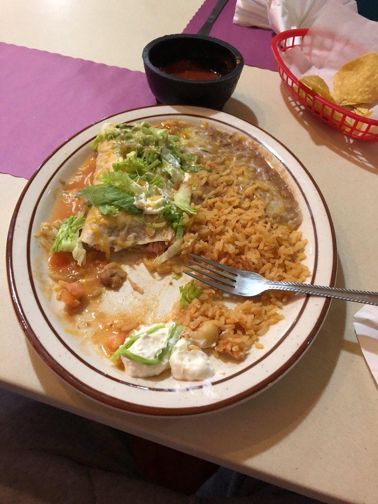 Agave Restaurant: 800 N Main St, Gunnison, CO