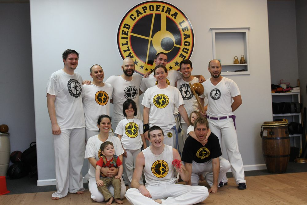 Allied Capoeira League Gainesville: 2020 NW 6th St, Gainesville, FL