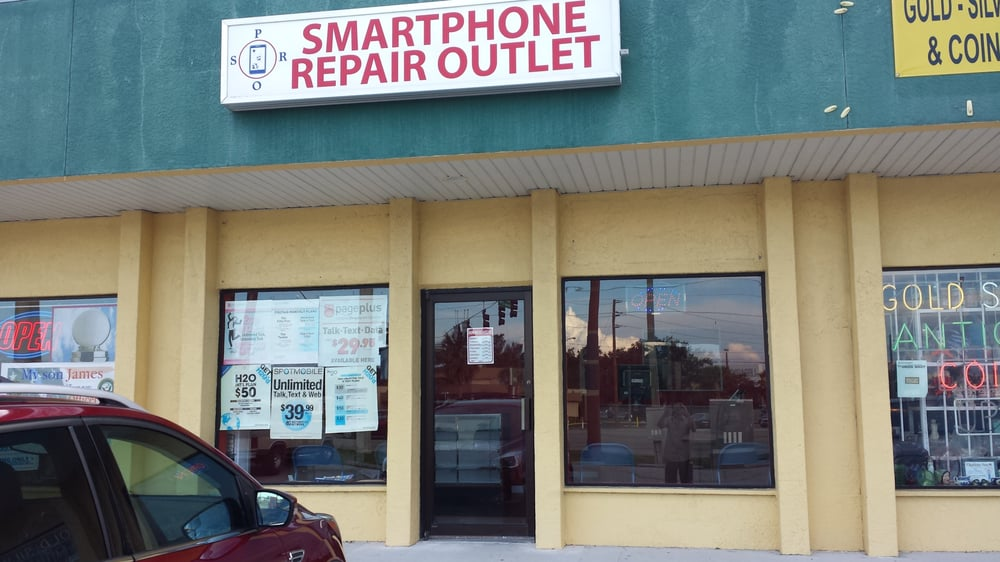 Smartphone Outlet smartphone repair outlet - mobile phone repair - 2221 tamiami trl