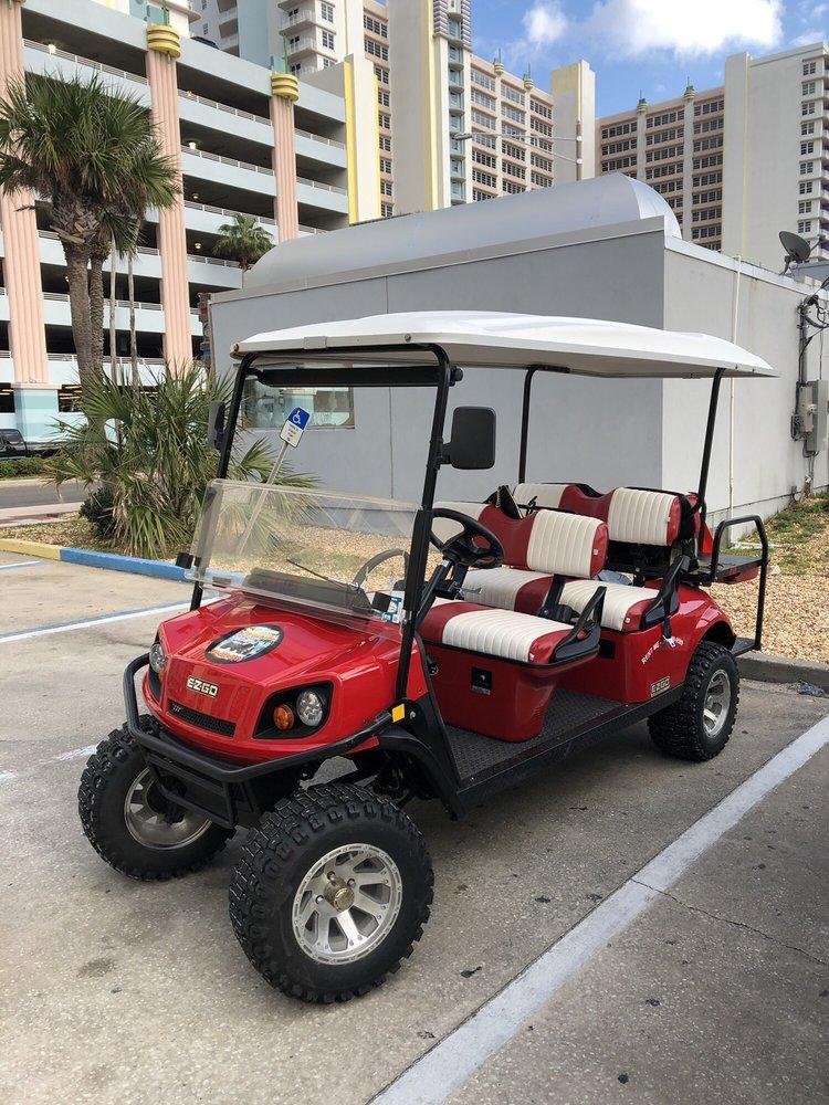 Daytona Jeep & Golf Cart Rental: 5584 S Nova Rd, Port Orange, FL