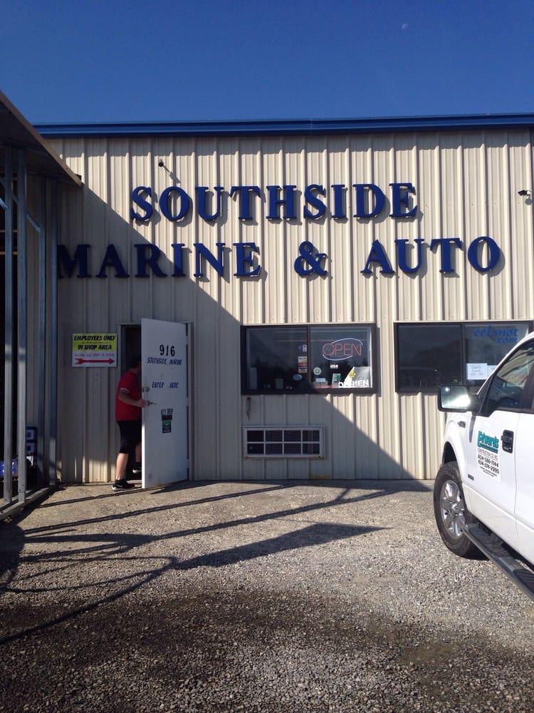 Southside Marine & Auto: 916 Noblin Farm Rd, Clarksville, VA