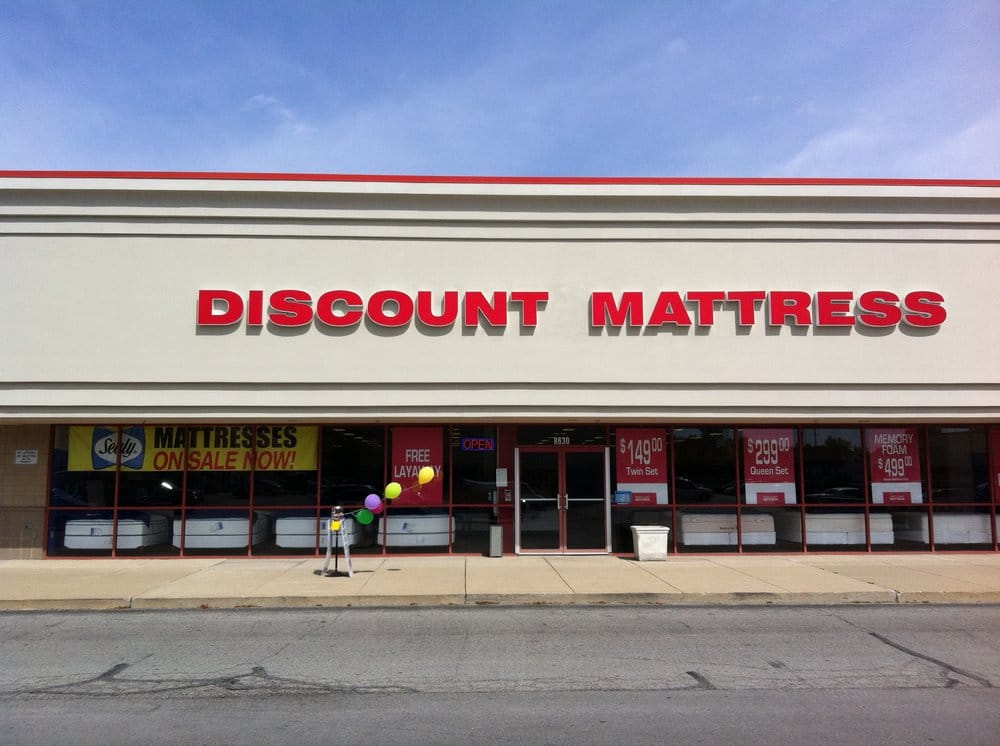 Discount Mattress CLOSED Discount Store 8630 E 96th