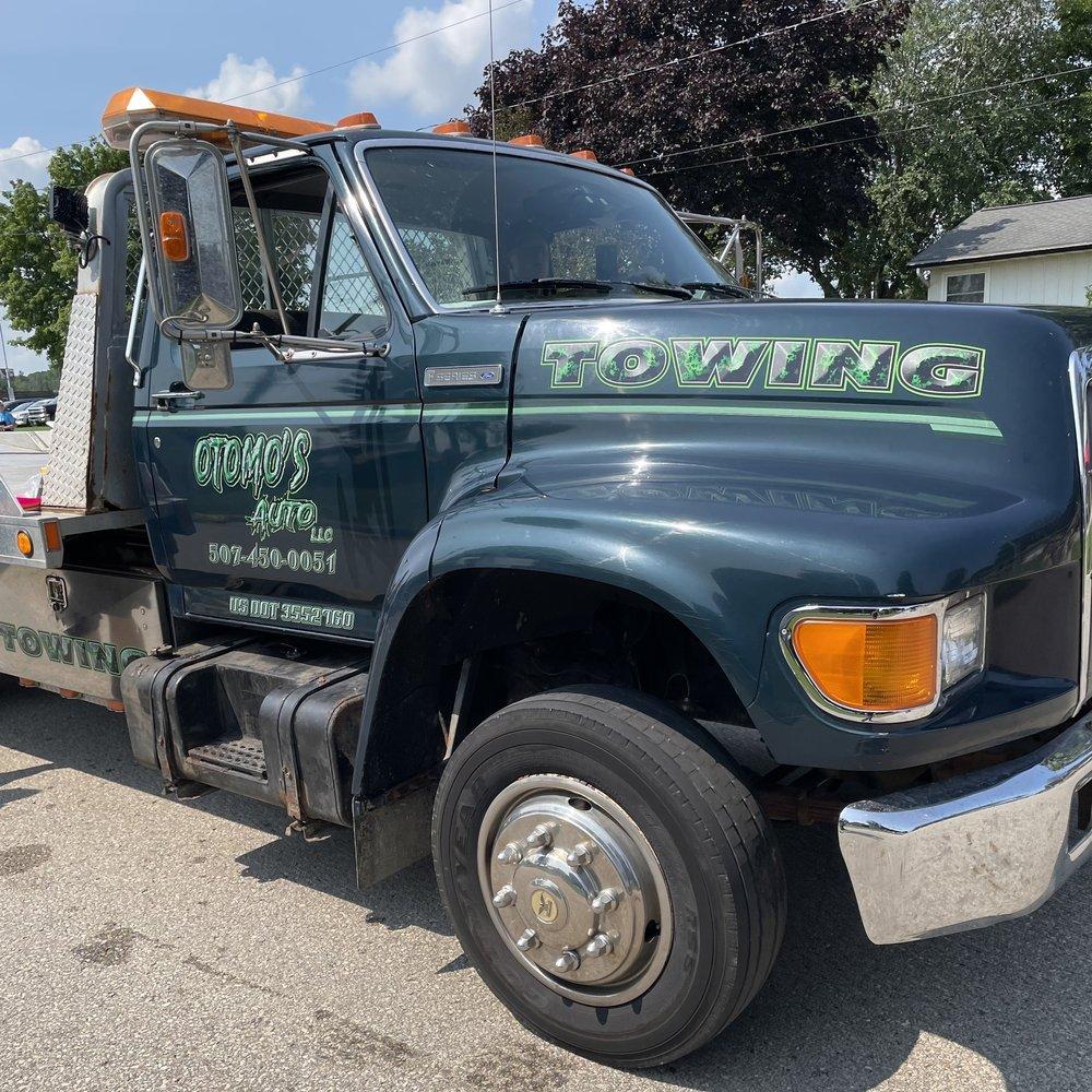 Otomo's Auto Towing: 28113 570th Ave, Austin, MN