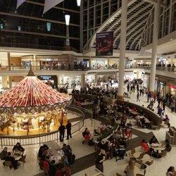 Galleria Birmingham Al Food Court