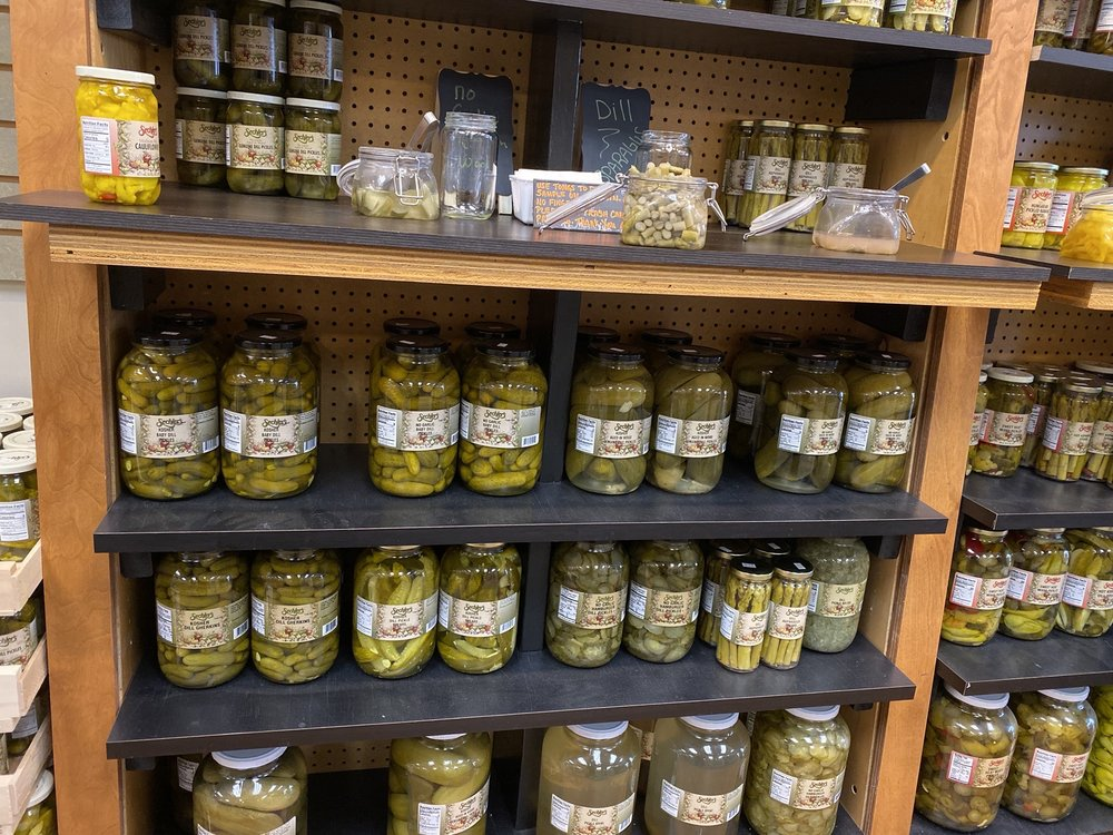 Pickle Factory-Sechler's: 655 W State Rd 120, Fremont, IN