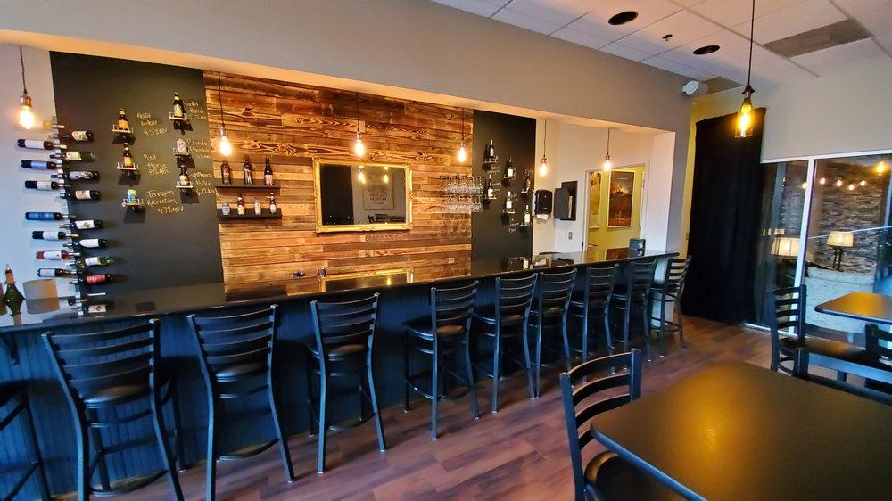The Vine Wine Bar, Bistro & Shoppe: 8211 Navarre Pkwy, Navarre, FL