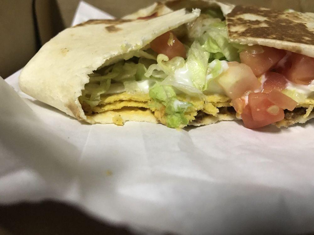 Taco Bell: 11501 W 76th St, Tonkawa, OK