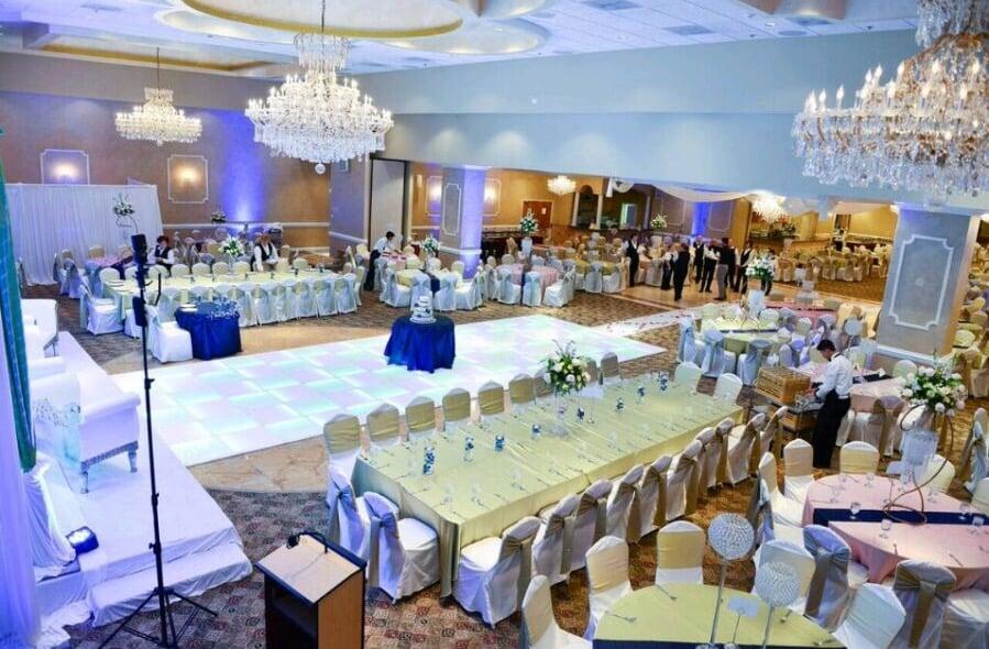 Luxury California Fiestas Banquet Hall