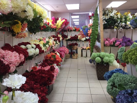Chans Silk Flower 5300 Nw 72nd Ave Miami Fl Distribution Services