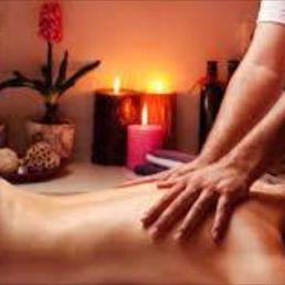 Asian magic hand massage