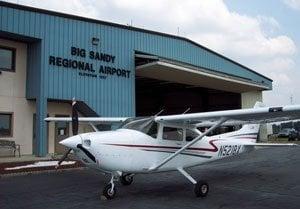 Big Sandy Regional Airport: Highway 3 S, Debord, KY