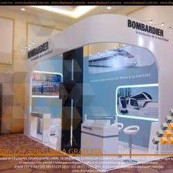 Stands Para Expo En Guadalajara : Display art stands para expos marketing calle
