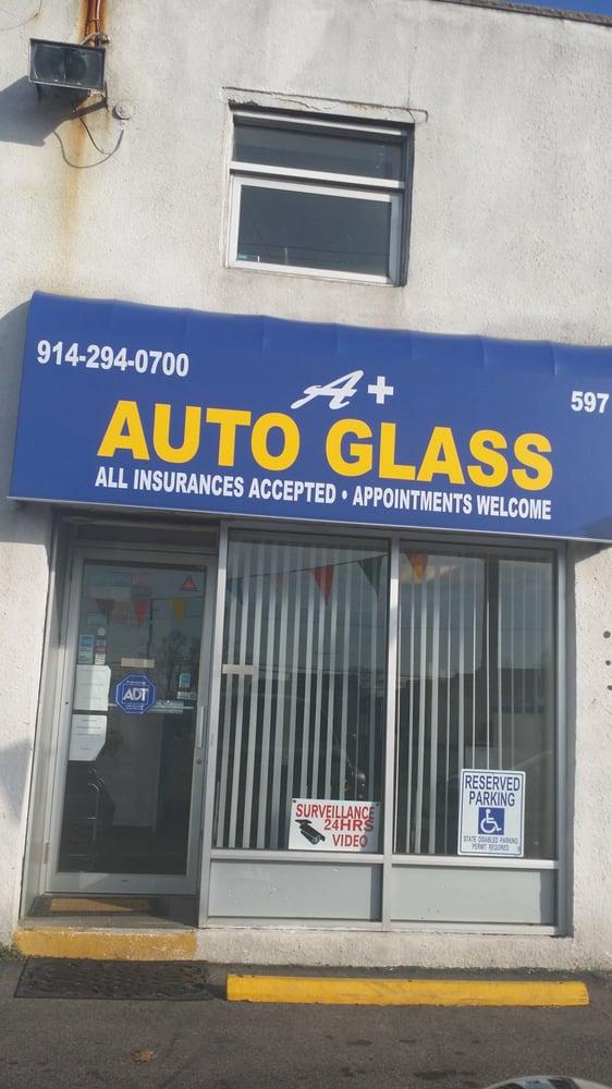 A Plus Auto Glass