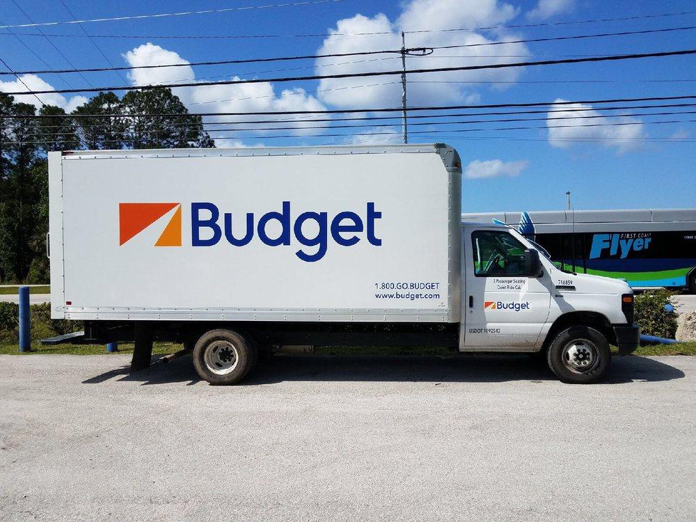Budget Car Rental Jacksonville