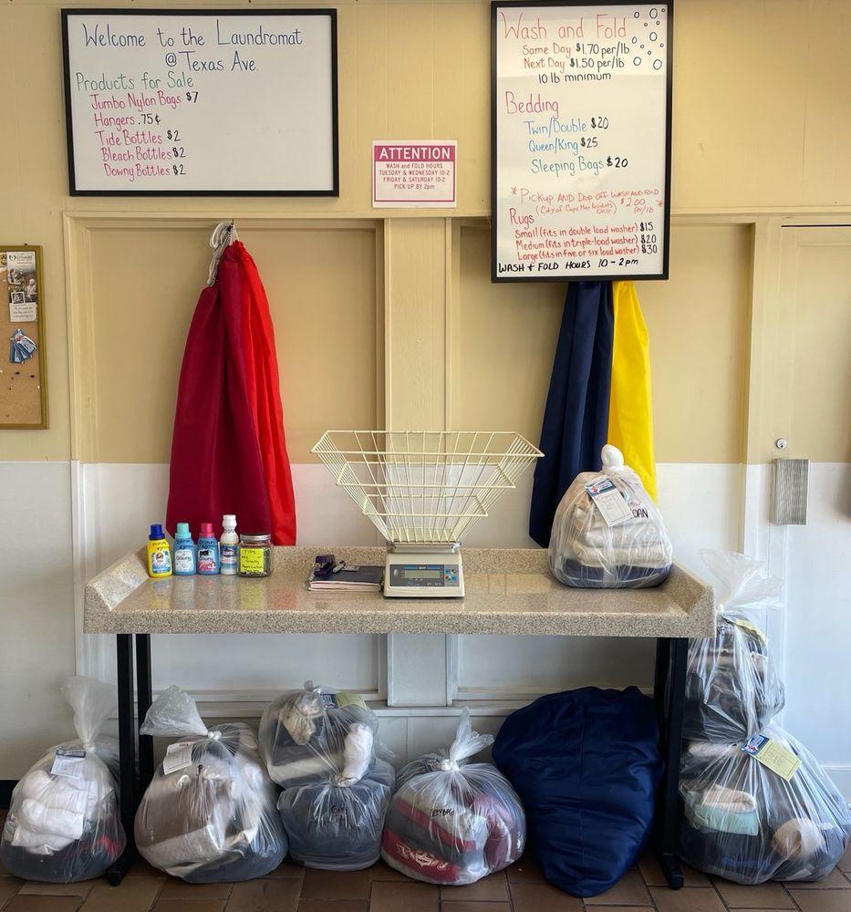The Laundry Dude: 1430 B Texas Ave, Cape May, NJ