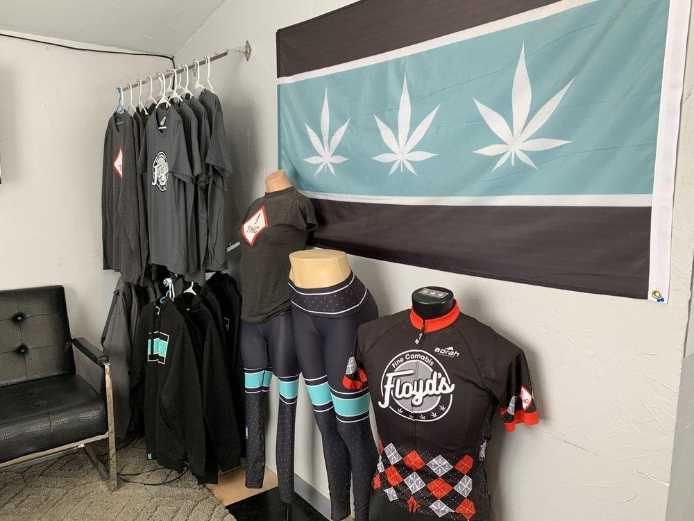 Floyd's Fine Cannabis Recreational Dispensary: 113 E 7th St, Leadville, CO