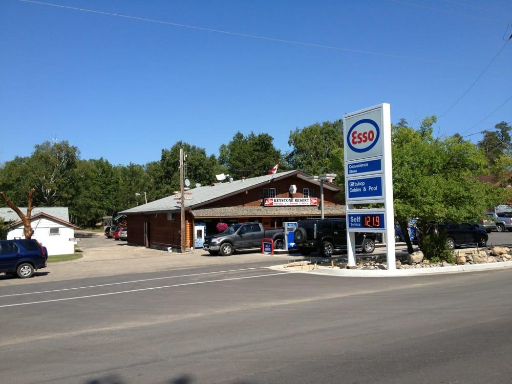 Keystone Resort: Provincial Trunk Highway 44, Whiteshell, MB