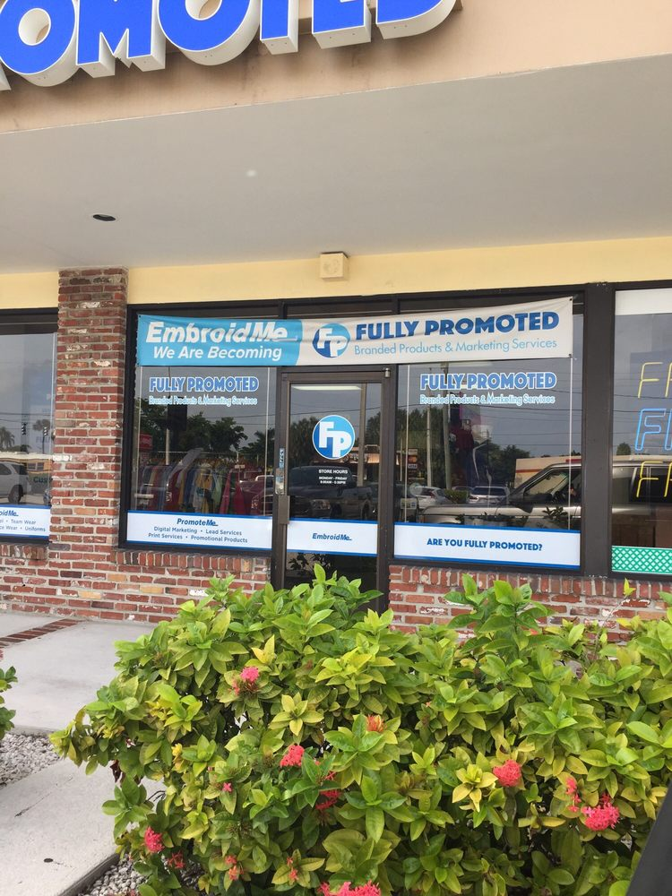 Fully Promoted -  West Palm Beach: 1369 N Military Trl, West Palm Beach, FL