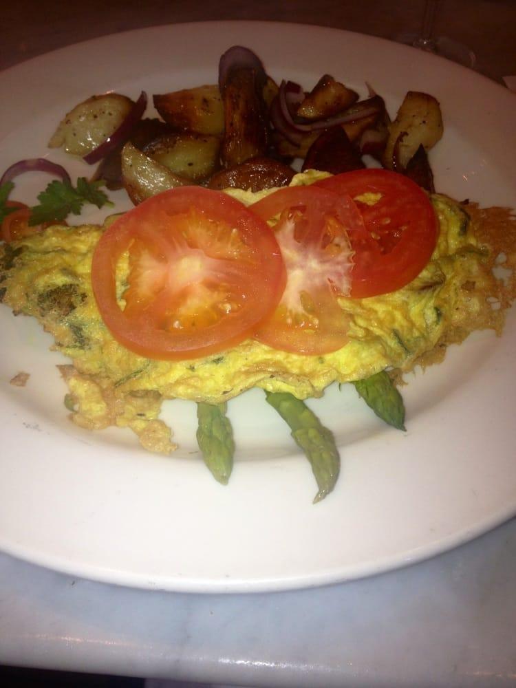 Veggie omelet yelp for Il fornaio palo alto