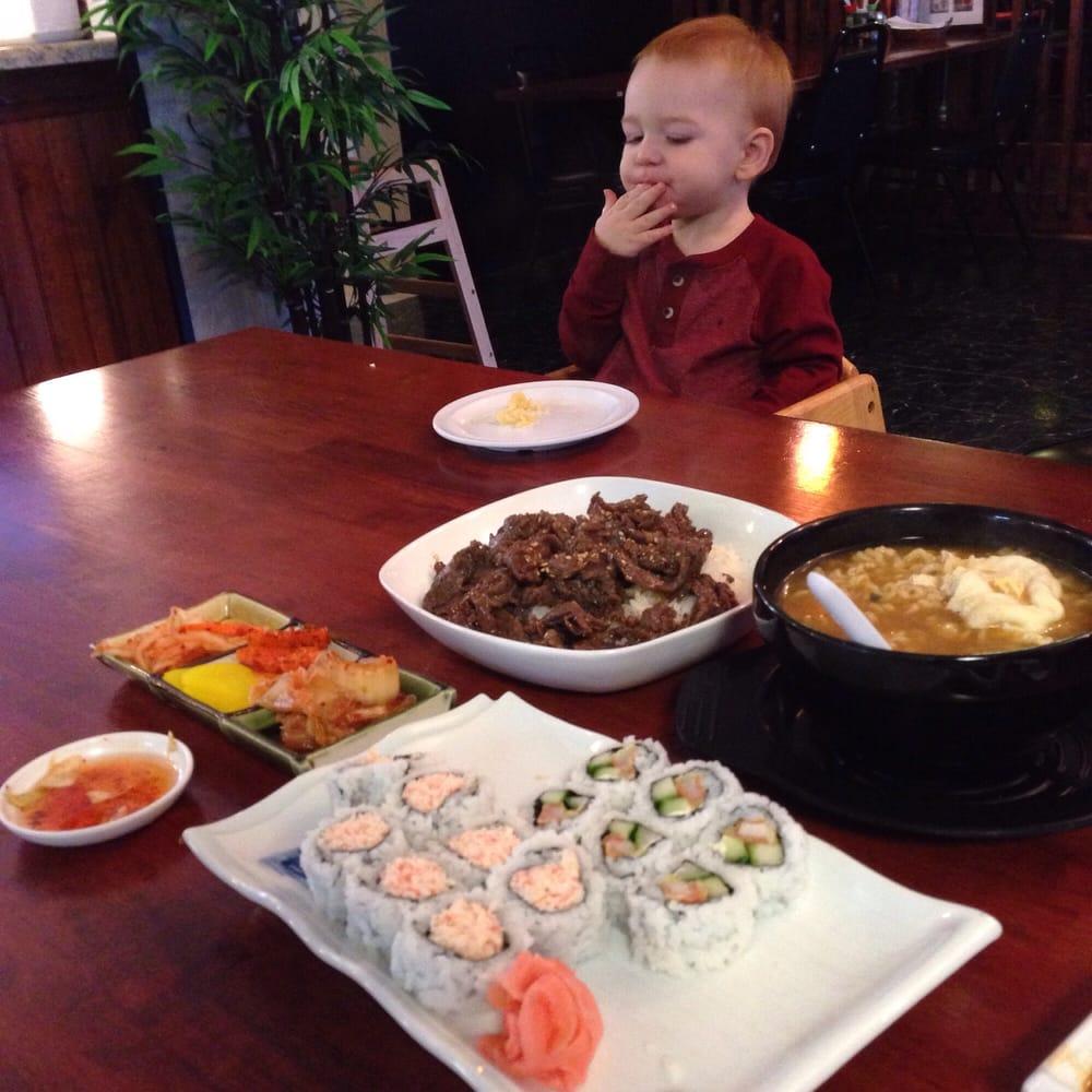 Kinja Sushi Express: 516 Shartom Dr, Augusta, GA