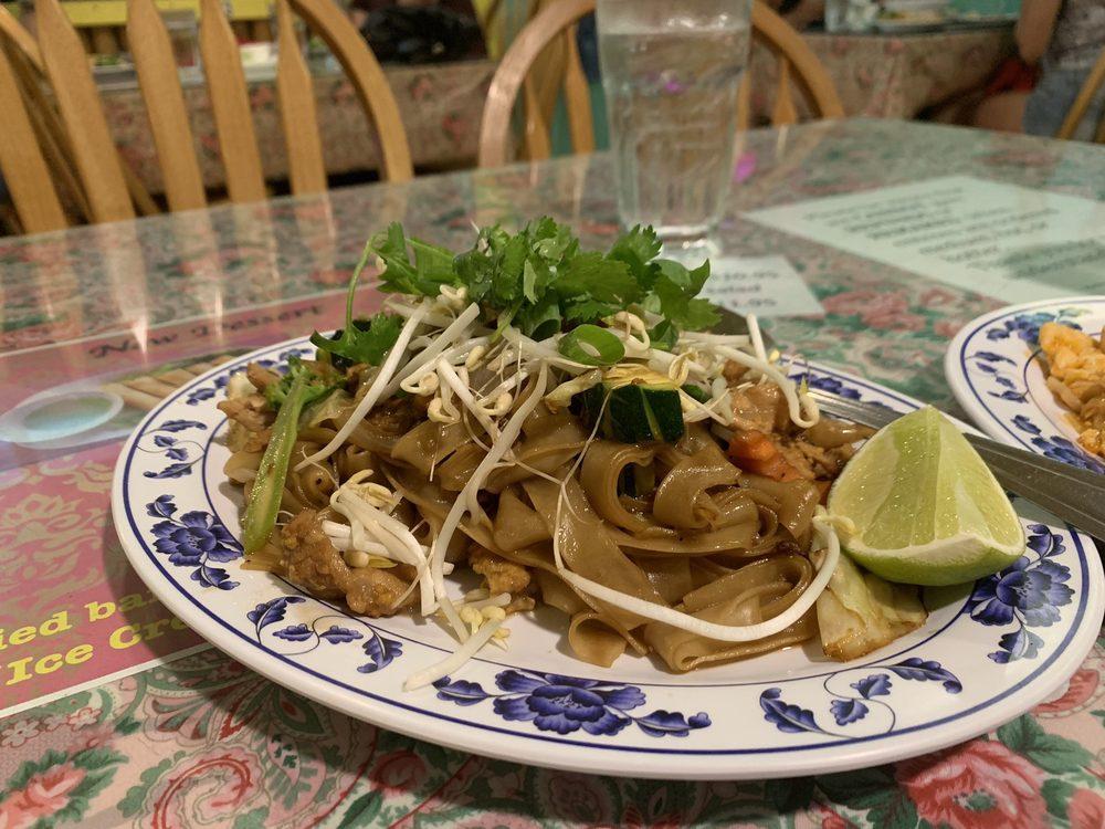 Ning's Thai Cuisine: 15-2955 Pahoa Rd, Pahoa, HI