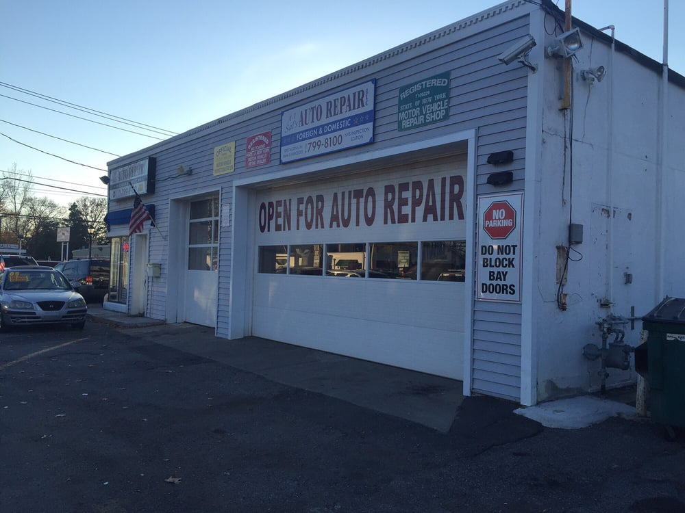 A-1 Sals Auto Repair: 76 Merrick Rd, Amityville, NY