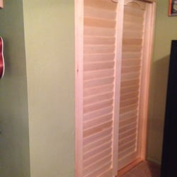 Genial Photo Of Shutters By Angel   Lancaster, CA, United States. Closet.