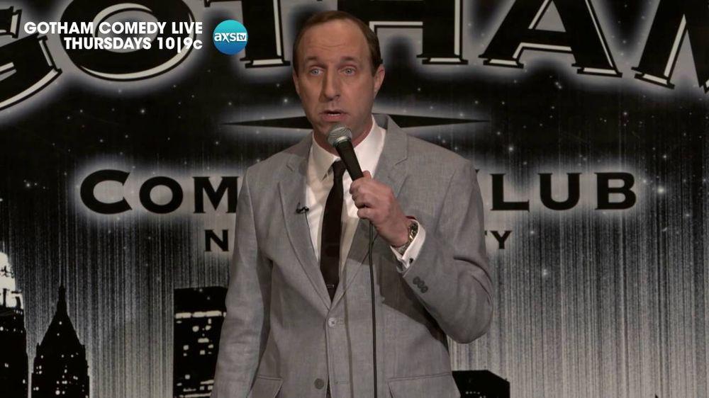 Chris Monty - AXS Channel's Gotham Comedy Live, Mall Cop's