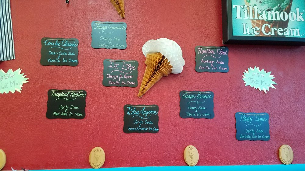 Coulee Creamery: 403 Midway Ave, Grand Coulee, WA