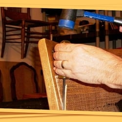 Photo Of Citizen Cane Chair Repair   Westminster, CA, United States. Chair  Caning