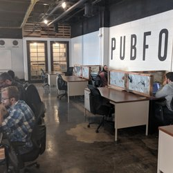 1. Pubforge. 1 Review. Shared Office Spaces