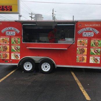 Halal New York Gyro Food Trucks 3464 Sullivant Ave Hilltop