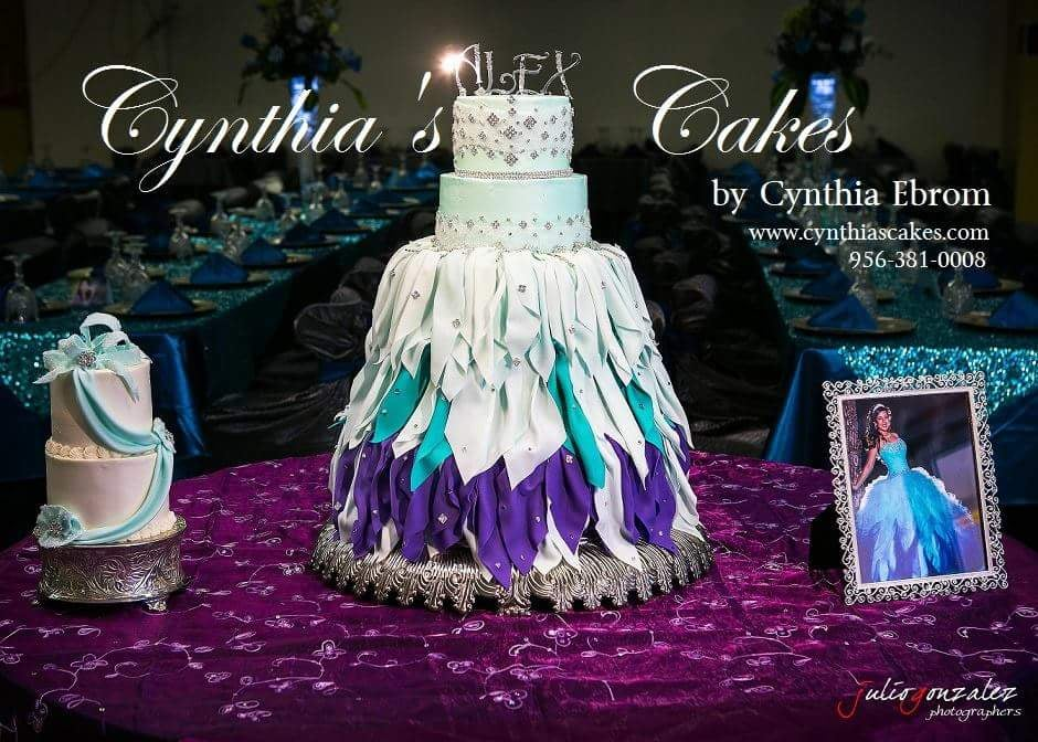 Cynthia's Cakes: 4112 N Doolittle Rd, Edinburg, TX
