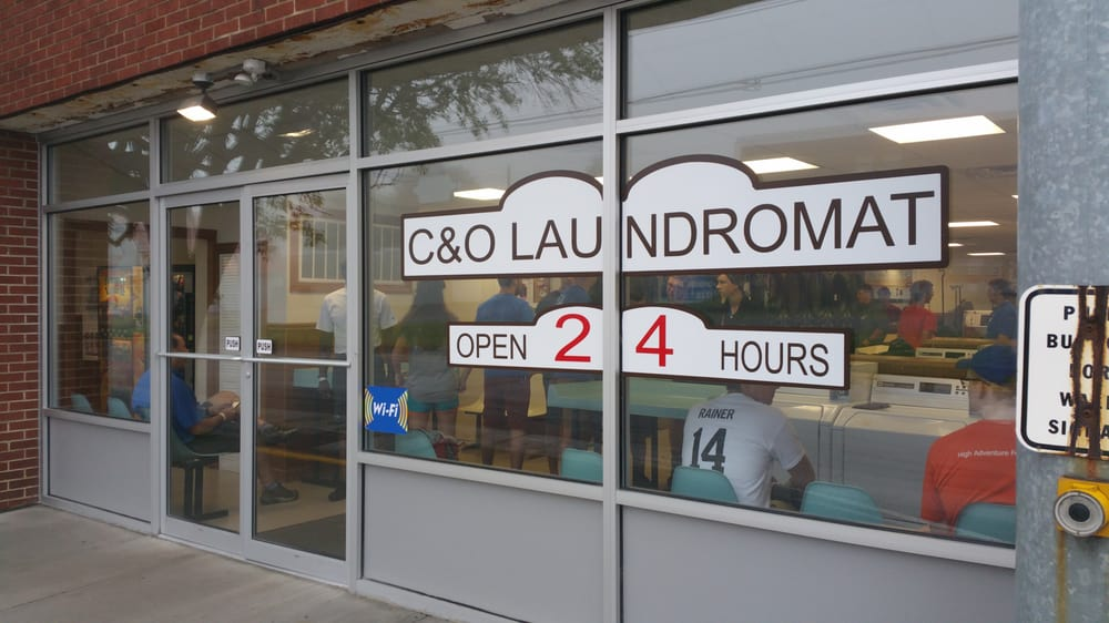 C&O Laundromat and Cleaners: 1113 Main St E, Oak Hill, WV
