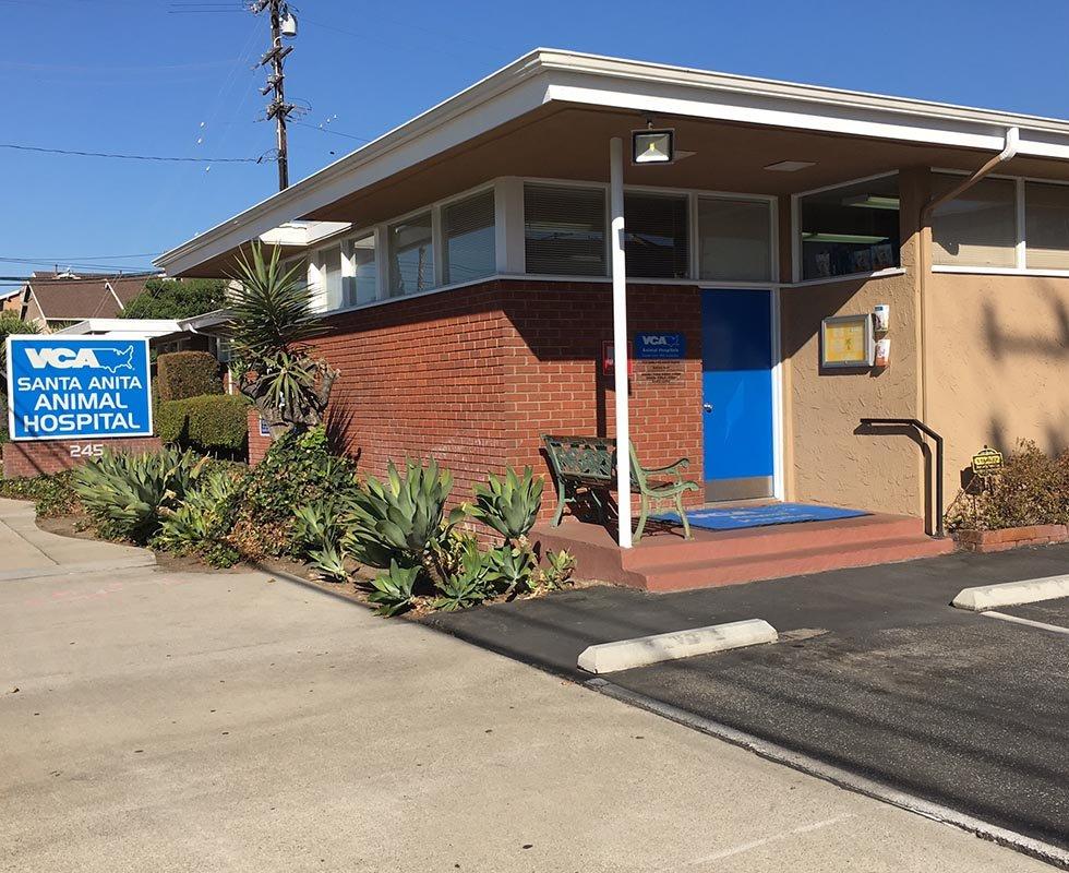 VCA Santa Anita Animal Hospital
