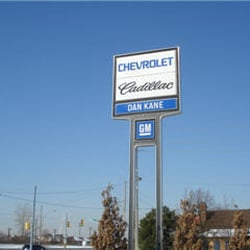 Dan Kane Chevrolet Buick GMC Cadillac Get Quote Photos - Gmc cadillac dealer